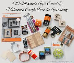10 michaels gift card u0026 halloween craft bundle giveaway