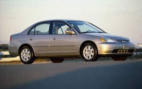 honda civic 2001 coupe used 2001 honda civic sedan pricing for sale edmunds