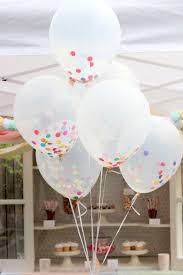 large white balloons craftionary