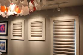 Chicago Blinds And Shades New Hunter Douglas Solera Roman Shades By Skyline Window