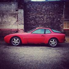 purple porsche 944 924 944 stance on instagram