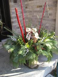 gorgeous do it yourself winter urns more is more