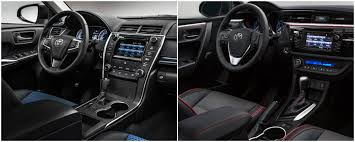 toyota corolla special edition 2016 2016 toyota camry and corolla special edition pricing and pictures