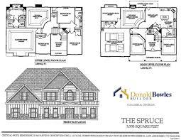 floor plans for single story homes floor plans