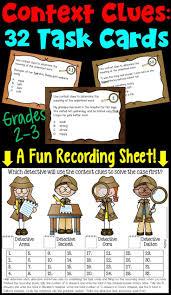 Context Clues Worksheet 5th Grade Best 20 Context Clues Ideas On Pinterest Context Clues Examples