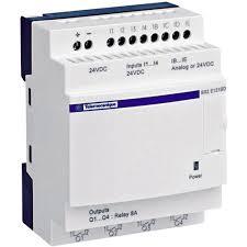 apc by schneider electric sr2e121bd zelio compact plc module from