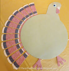 turkey placemats placemats munchkins and