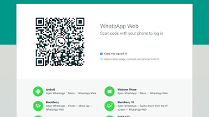 how to sync your whatsapp chats to the web gizmodo australia