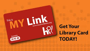 my link library card registration houston public library
