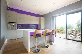 Kitchen Ambient Lighting Kitchen Led Lighting Kitchen Contemporary With Appliances Aventos