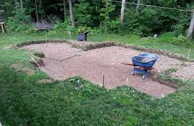 How To Install A Paver Patio How To Install A Paver Patio And Create A Backyard