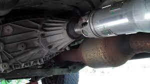dodge 2500 aluminum driveshaft cummins g56 6 speed youtube