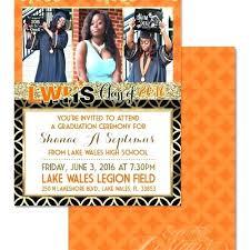 personalized graduation announcements personalized graduation invitations plus black and gold glitter