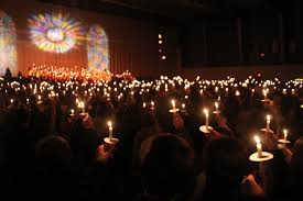 92nd annual candlelight service st