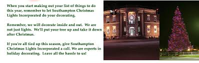 southampton xmas layout
