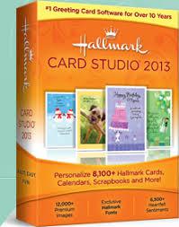 greeting card software hallmark card studio 2013 greeting card software card