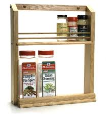 Spice Rack Mccormick Wooden Spice Racks By Tumbleweed Woodworks