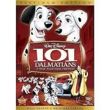 101 dalmatians dvd 2008 2 disc platinum edition ebay