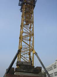 mobile tower crane type will be more and more popular