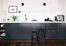 best navy blue paint color for kitchen cabinets are these the next big kitchen cabinet colors