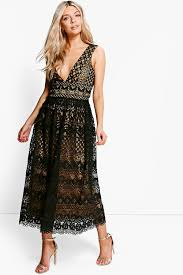 lace maxi dress boutique cora corded lace maxi dress boohoo
