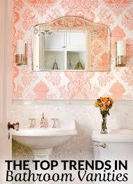 bathroom vanities the best new trends builders surplus