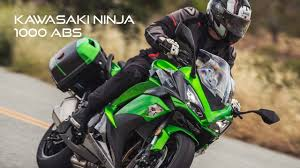 2017 kawasaki ninja 1000 abs review youtube
