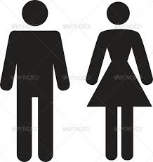 Mens And Womens Bathroom Signs Best Of Male Female Bathroom Signs And Men Women Bathroom 2 Clip