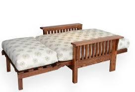 brome lake duck feather pillow futon d u0027or u0026 natural