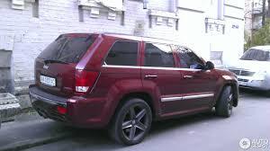 jeep purple jeep grand cherokee srt 8 2005 6 december 2016 autogespot