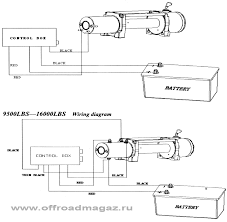 ramsey winch solenoid wiring diagram new 12v ramsey wiring diagrams