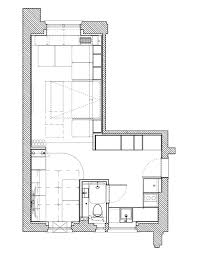 Micro Apartments Floor Plans Lifeedited Graham Hill Micro Apartment Dwell
