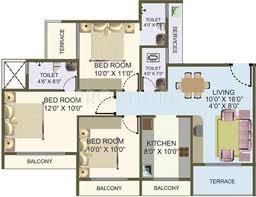 nisarg hyde park in kharghar mumbai price location map floor
