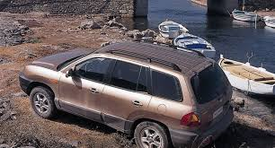 hyundai santa fe 2000 review hyundai santa fe 2000 2004 reviews technical data prices
