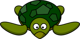 printable turtle clip art library
