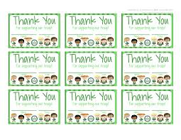 free thank you cards my fashionable designs girl scouts free printable thank you cards