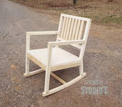 Free Woodworking Plans Build Easy by Build A Rocking Chair Design Home U0026 Interior Design