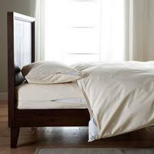 Down Comforter Protector Organic Cotton Allergy Protectors The Company Store