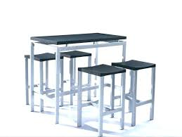 table cuisine haute alinea table haute salon table bar bois alinea readit me