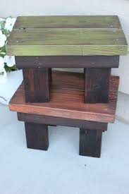 Building Outdoor Furniture What Wood To Use by Diy Creative Stools Stools Tutorials And Wood Projects