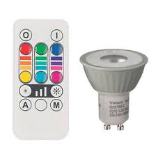 color changing light bulb with remote diall gu10 colour changing led light bulb 45lm 3 2w light bulbs