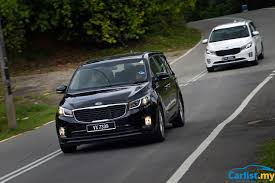 kereta vellfire review 2017 kia grand carnival going big with style reviews