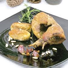 comment cuisiner une perdrix recette perdrix à la catalane dite aussi en pistache