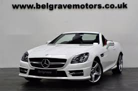 used mercedes co uk used mercedes slk white for sale motors co uk