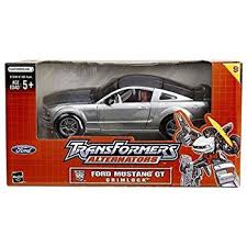 transformers ford mustang amazon com transformers alternators ford mustang grimlock