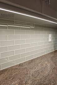 backsplash kitchen tile under cabinets easy under cabinet