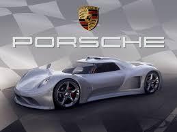 porsche concept cars encho enchev 3d porsche concept 2