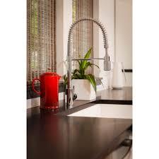 Danze Pull Down Kitchen Faucet Danze Dh451188 The Foodie Chrome Pro Pre Rinse Units Kitchen