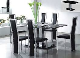 modern kitchen table sets tedxumkc decoration dining room modern luxury modern glass igfusa org