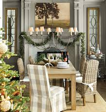 Dining Room Table Christmas Decoration Ideas 40 Fabulous Rustic Country Christmas Decorating Ideas